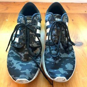Camo Adidas Running Sneakers